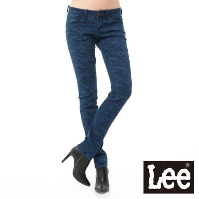 Lee 牛仔褲 402 超低腰緊身窄管 -女款(深藍)
