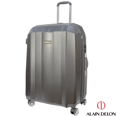 ALAIN DELON 亞蘭德倫 29吋榮耀傳奇系列旅行箱(鐵灰)