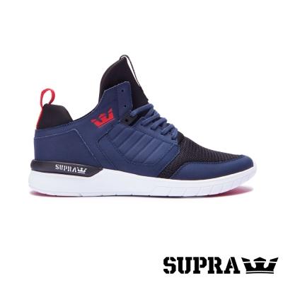SUPRA Method系列男鞋-海軍藍/白