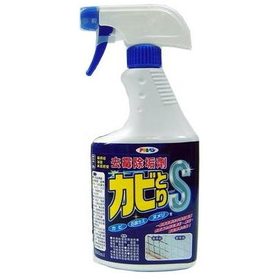 新日本一番 磁磚縫/浴室/水泥牆壁用去霉除垢劑 500ml