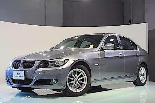 2011 BMW經典E90 318d 柴油房車