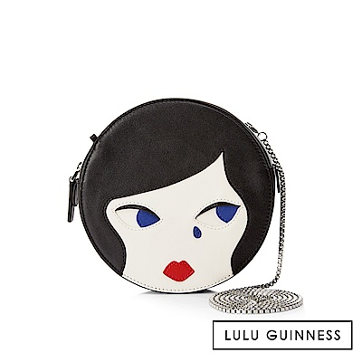 LULU GUINNESS DOLL FACE 側背包