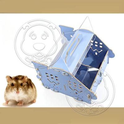 DYY MA103手提式高檔倉鼠籠子鼠鼠奇趣屋