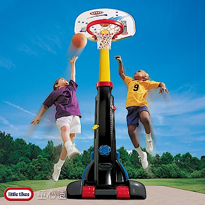 美國-Little-Tikes-炫風籃球架-3Y
