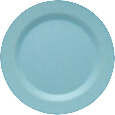 NOW Ecologie竹纖維餐盤(水藍20cm)