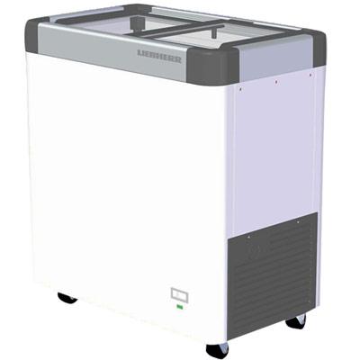 德國利勃海爾108L玻璃推拉冷凍櫃 (EFE-1102)