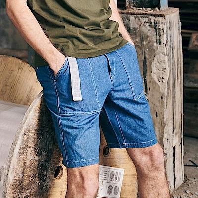 CCACO-牛津布短褲(兩色)-男【ONA071】