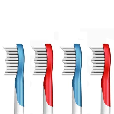【一卡4入】副廠牙刷頭 HX6042 HX6044(相容飛利浦 PHILIPS 電動牙刷