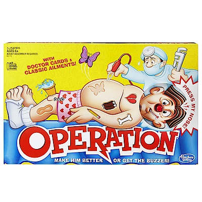 Hasbro game - 天才小醫生電流遊戲組