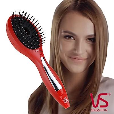 VS沙宣 負離子髮梳 VS794487RW (紅色)