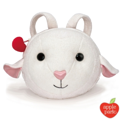 美國-Apple-Park-有機棉玩偶造型背包-蘋