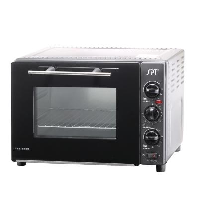 尚朋堂旋風雙層玻璃30L電烤箱SO-9130S