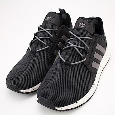 ADIDAS-男休閒鞋BY9254-黑