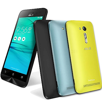 【福利品】ASUS ZenFone Go ZB450KL (1G/8G) 智慧手機