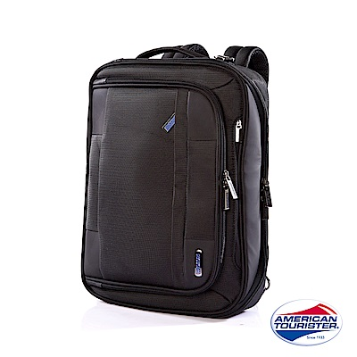 AT 美國旅行者 Merit三用式筆電公事包15.6吋(黑)