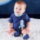 Baby Aspen BAS 變裝派對深藍太空火箭套裝彌月禮盒組 product thumbnail 1