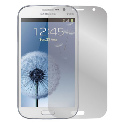 Samsung Galaxy Grand Duos i9082  抗刮亮面螢幕保...
