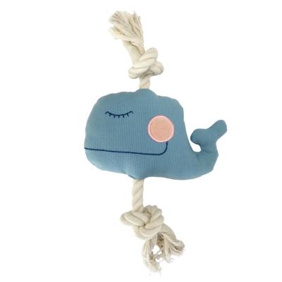 SimplyFido  莫比鯨 拉繩 啾啾玩具