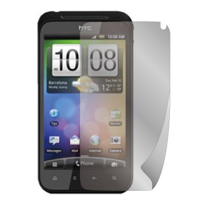 ZIYA HTC Incredible S  抗刮螢幕保護貼 (兩入裝)