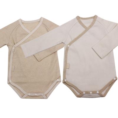 英國Natures Purest天然有機棉-兩件裝長袖和尚袍BWBB0120120