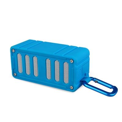 MiFa F6無線NFC隨身藍芽MP3喇叭-翰海藍
