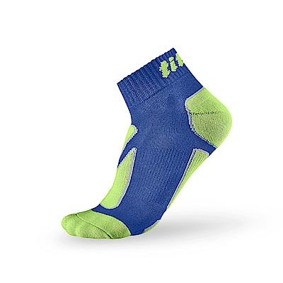 【titan】太肯功能慢跑襪_藍色系_3雙(適合馬拉松、慢跑、健走)