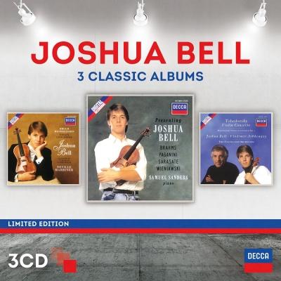 貝爾/經典3名盤(3CD)