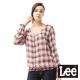 Lee 長袖襯衫荷葉邊縮口-女款(格紋) LL110324096 product thumbnail 1