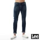 Lee 牛仔褲 706 低腰合身窄管-男款-局部刷白