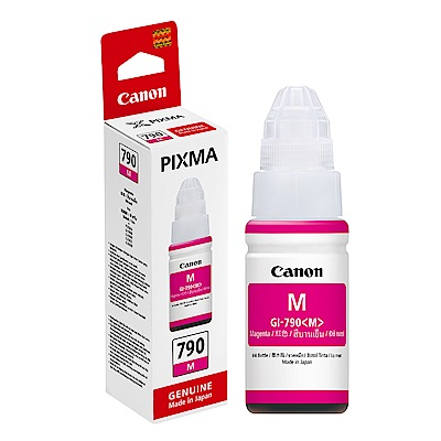 Canon GI-790M G3000/G4000 原廠紅色墨水匣(G系列)