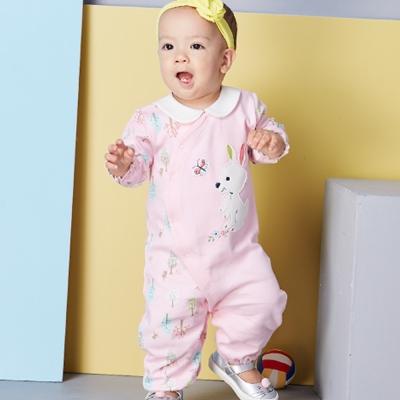 Disney baby 小鹿斑比系列森林花園連身裝 (共2色)