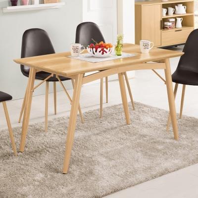 Boden-艾德4尺北歐風餐桌-120x70x75cm