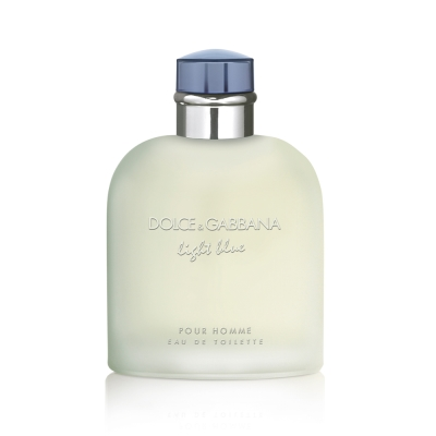 DOLCE & GABBANA 淺藍男性淡香水125ml - Tester