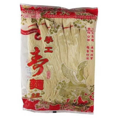 耆盛 手工壽麵(600g)