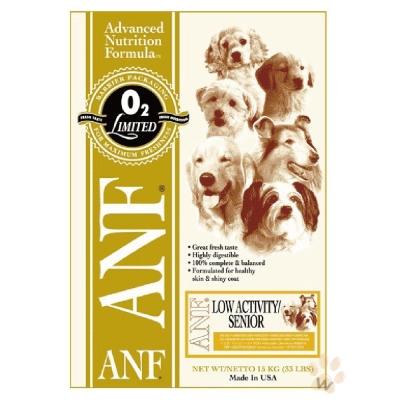 ANF高齡犬配方(大顆粒) 3 kg