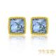 今生金飾 星願耳環 時尚黃金耳環 product thumbnail 1