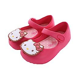 Hello Kitty 輕量美型娃娃鞋 紅 sk0326 魔法Baby