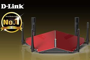 D-Link 友訊 DIR-890LR AC3200 雙頻 Gi