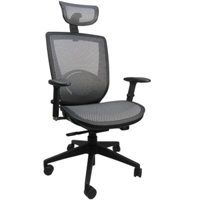 -邏爵家具-鋼鐵人不破全網電腦椅/辦公椅