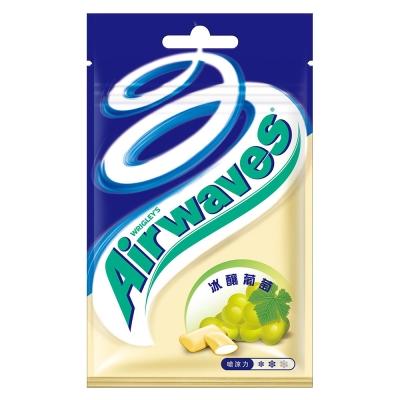 Airwaves 無糖口香糖冰釀葡萄口味(20粒)