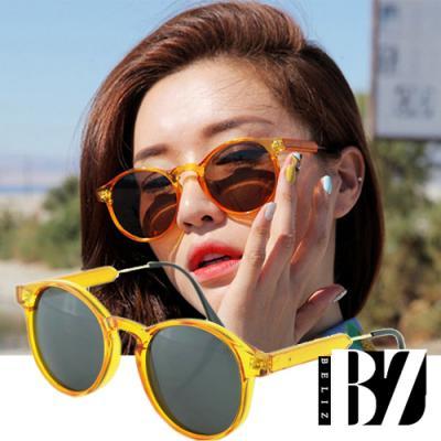 BeLiz 太陽麥芽 透視鏡架墨鏡