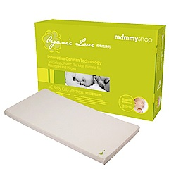 mammyshop 媽咪小站 有機棉嬰兒護脊床墊S (3.5cm)