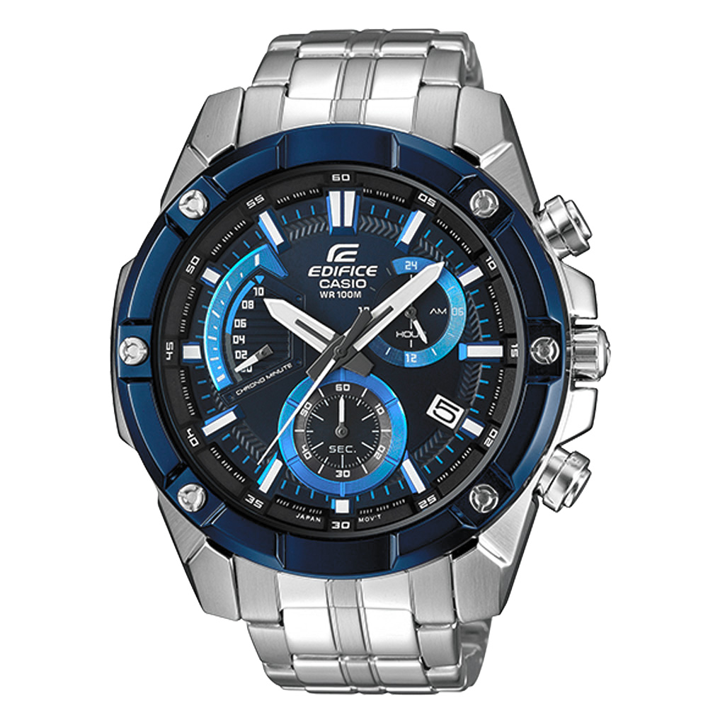 EDIFICE 自動再造賽車錶(EFR-559DB-2A)-49mm product image 1
