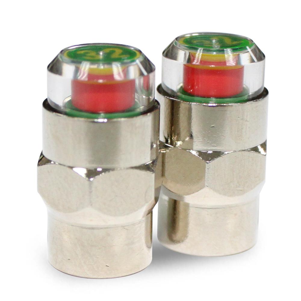 【Kipoint】胎壓偵測氣嘴蓋  (2顆入)