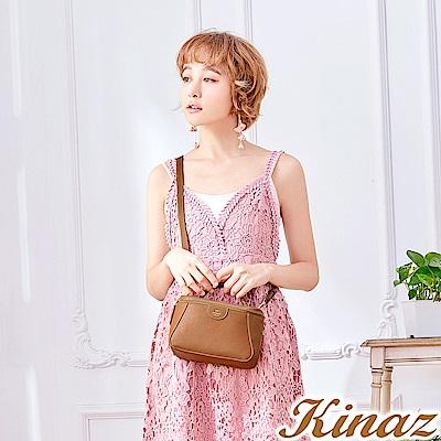 KINAZ 花園舞者兩用斜背相機包-蝴蝶系列-快