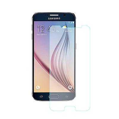 【SHOWHAN】Samsung S6 9H鋼化玻璃貼 疏水疏油高清抗指紋