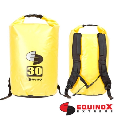 EQUINOX雙肩背防水包30L-素色