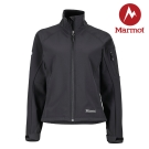 【美國Marmot】Women Gravity Jacket柔軟外套黑色