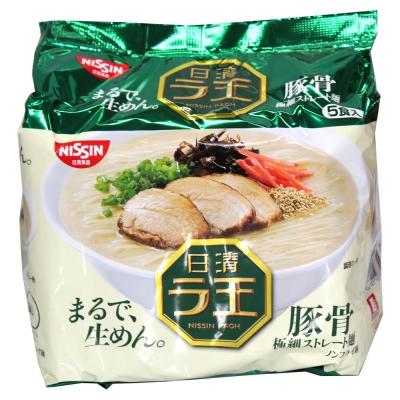 日清麵王5食包麵-豚骨(430g)
