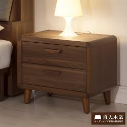日本直人木業 -wood北歐生活55CM床頭櫃(55x40x48cm)